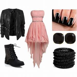"""Punk Prom"" by amncarr on Polyvore 