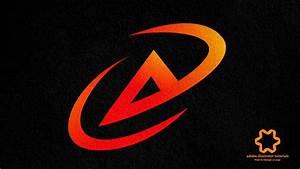 letter a logo design tutorial in adobe illustrator cc With custom letter logo