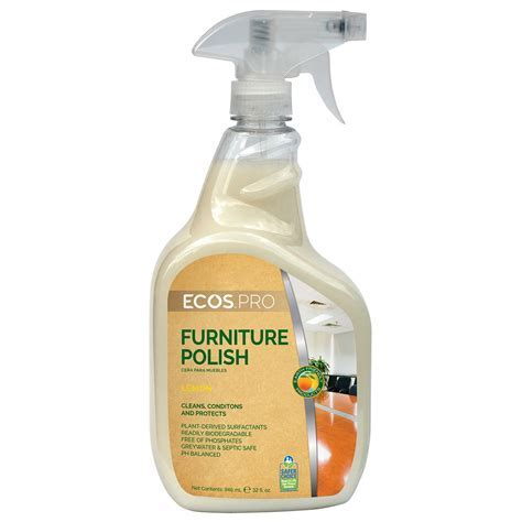 Earth Friendly Products ECOS? PRO Furniture Polish
