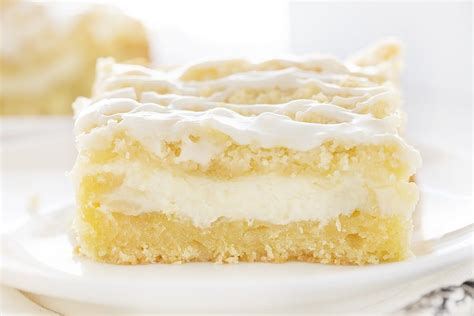 This time around, i whipped up some lemon cream cheese buttercream and it is so, so dreamy with this cake. Lemon Cream Cheese Coffee Cake | i am baker | Lemon coffee ...