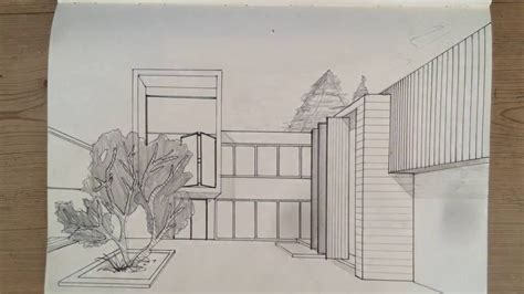Architectural Drawing  Practice #5 Youtube