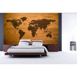 Papier Peint Mappemonde by Papier Peint Panoramique Grand Format Impression Hd Mappemonde