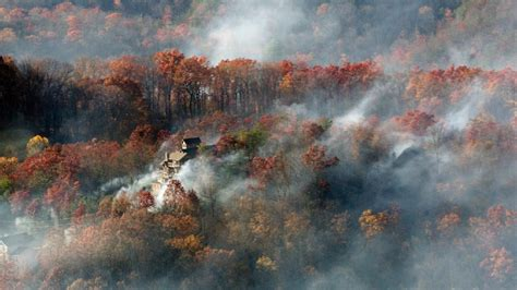 great smoky mountains national park reopens  deadly