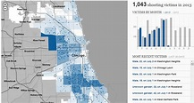How'd we build this interactive crime map? - Chicago Tribune