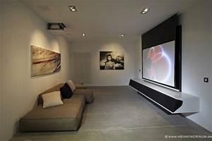 Beamer Leinwand Selber Bauen : heimkinoraum trier luxembourg ~ Watch28wear.com Haus und Dekorationen