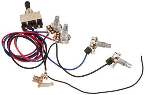 Lotmusic Wiring Harness Prewired Way Toggle Switch