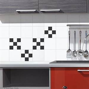 Stickers Carreaux Cuisine : sticker faience cuisine sticker carrelage cuisine ou ~ Preciouscoupons.com Idées de Décoration