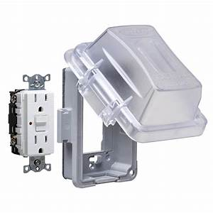 How to protect outdoor outlets integra electrical