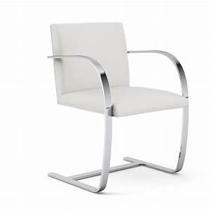 Mies Van Der Rohe Chair : mies van der rohe brno chair flat bar frame knoll modern furniture palette parlor ~ Watch28wear.com Haus und Dekorationen