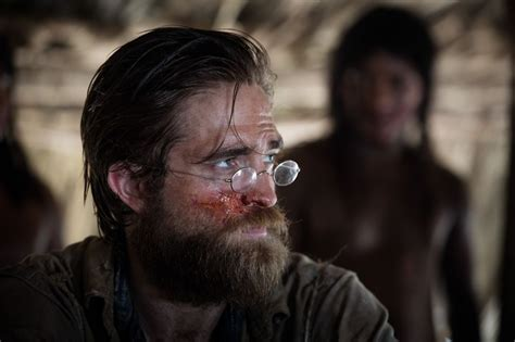 Robert Pattinson Lost City of Z