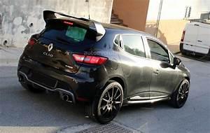 Clio 4 2015 : renault clio 4 rs 200 with 1 6 liter turbo actually makes 181 hp autoevolution ~ Gottalentnigeria.com Avis de Voitures