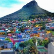 Bo-Kaap, Cape Town with Lionshead in the background. Our ...