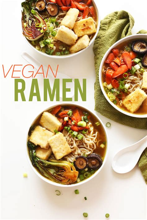 vegan recipes easy vegan ramen recipe ramen soups and vegan meals