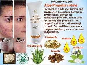 aloe vera propolis cream for psoriasis