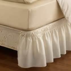 buy adjustable bed skirt from bed bath beyond