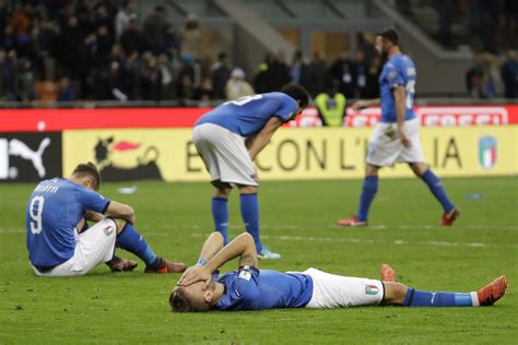 Italy Faces Soccer Shakeup After Missing World Cup  The Star