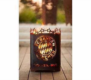 Feuerkorb Bayern München : fcb feuerkorb mia san mia rund dehner garten center ~ Lizthompson.info Haus und Dekorationen