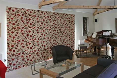 Extra Wide Roman Blinds  Moghul Interiors