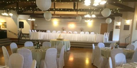 clintonville womans club weddings  prices