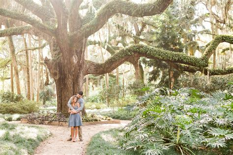 washington oaks gardens engagement jacksonville fl