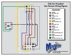 Club Car Tail Light Wiring Diagram