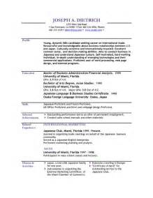 best resume exles free download resume download templates