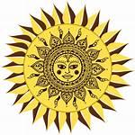Solstice Summer Winter Clip Clipart Transparent Symbols