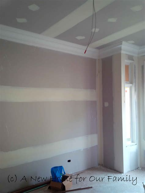 Federation Cornice ? Master Bedroom   Our New Home