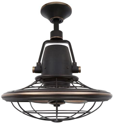 ceiling fan 19 quot indoor outdoor oscillating wall control