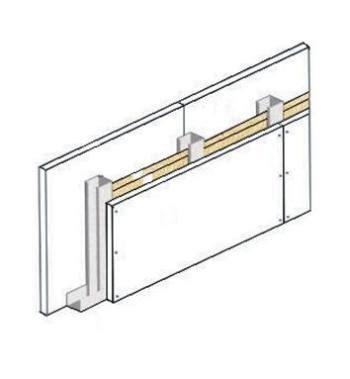 pareti interne in cartongesso pareti interne in cartongesso
