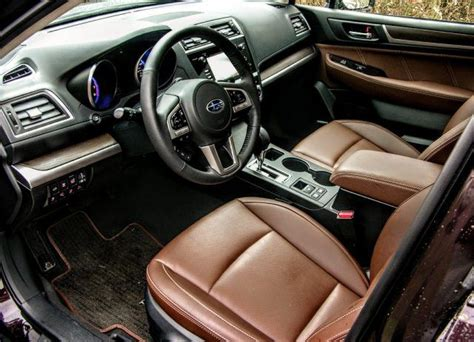 subaru outback touring interior is the subaru outback 3 6r the world 39 s best daily driver