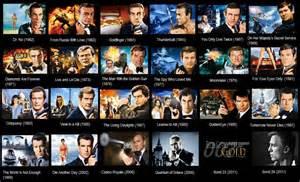 James Bond Movies