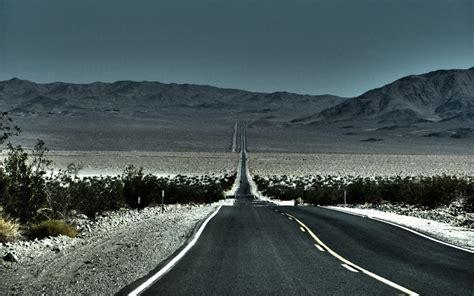 road, Landscape, Highway Wallpapers HD / Desktop and ...