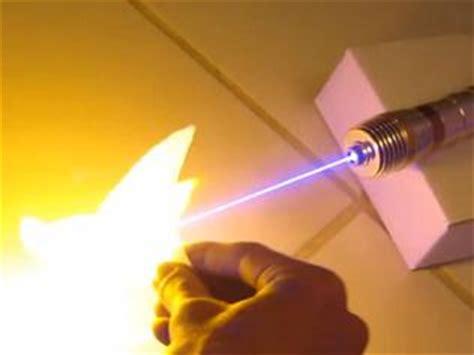 star wars fan creates real high powered lightsaber