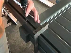 Portail Alu En Kit : portail en kit youtube ~ Edinachiropracticcenter.com Idées de Décoration