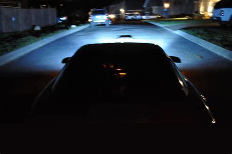 corvette   fog light hid conversion kit