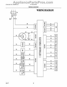 Parts For Frigidaire Fftw4120sw  Wiring Diagram Parts