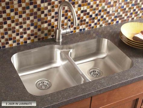 best stainless steel undermount kitchen sinks selecting a sink part 3 kitchen bath crate 9212