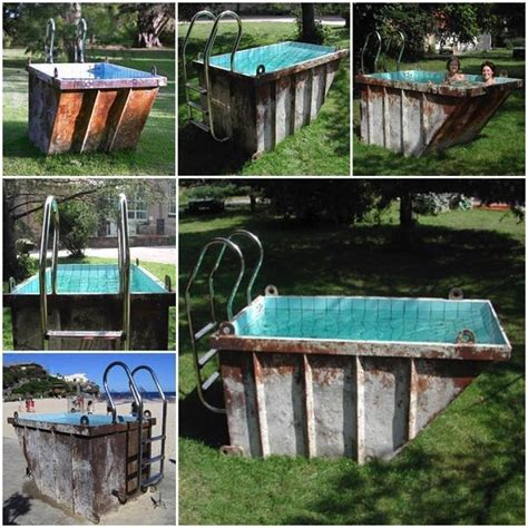 alternative pool ideas    thought