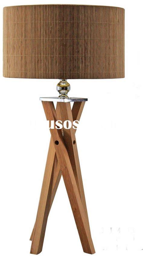 wood wooden lamp plans blueprints  diy