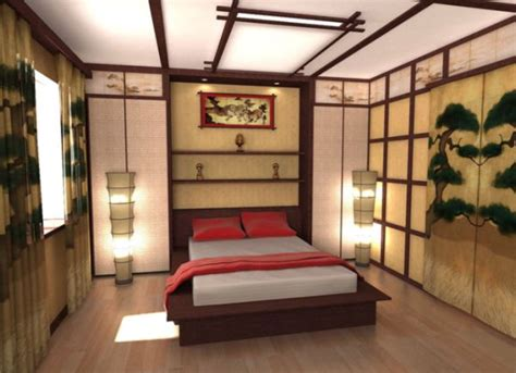 japanese themed bedroom five east asian inspired bedroom ideas 11915 | japanese bedroom