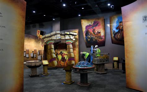 High-tech Museum of the Bible poised to open in Washington, DC