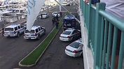 Filming Hawaii Five-O at Waikiki Honolulu - Part 5 SWAT ...