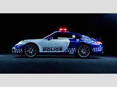 Porsche 911 cop car goes on NSW patrol photos CarAdvice