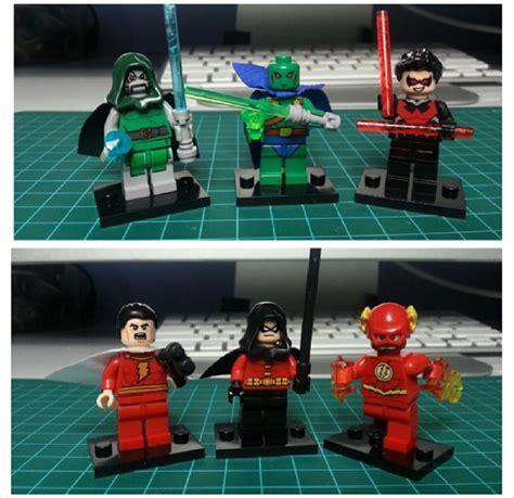 mainan wings isi 3 lego decool decool indonesia lego decool flash robin