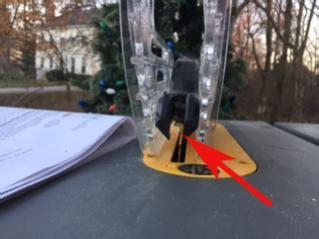 dewalt dw table  blade guard assembly problem