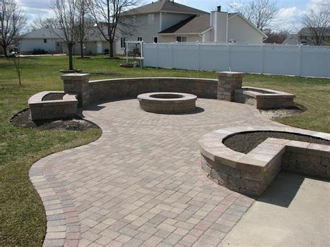 unilock olde greenwich cobble olde greenwich cobble pavers pavers retaining walls