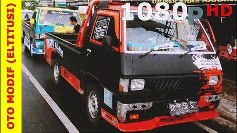 Gambar Mobil L300 Modifikasi by Kumpulan 46 Modifikasi Les Mobil L300 Terupdate Ontong