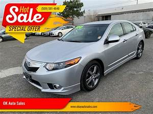 Used 2012 Acura Tsx Special Edition Sedan Fwd For Sale
