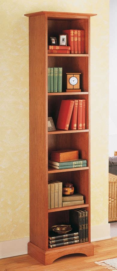 Bookcase Tower by Easy To Build Tower Bookcase